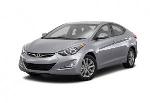 Hyundai Elantra 2010 год